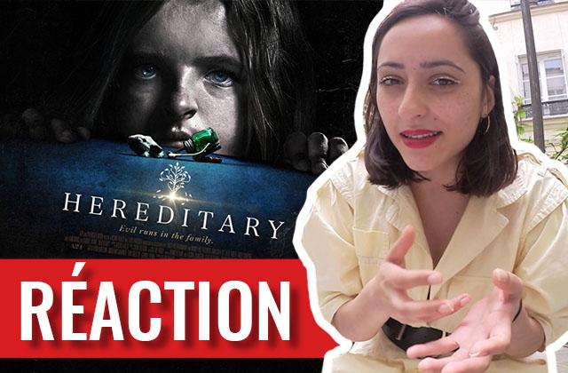 Kalindi reacts to Hérédité, l'Exorciste de cette génération