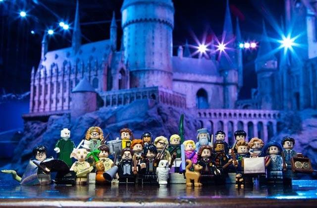 Lego lance des figurines Harry Potter et OHMYfkjdshfuirhelfherhgre