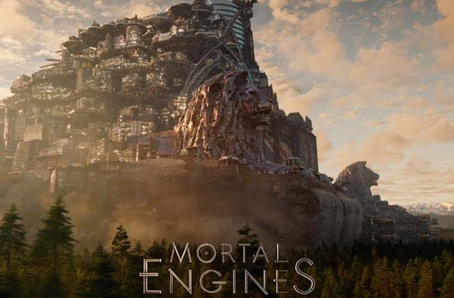 Pourquoi Mortal Engines va remplacer Le Seigneur des anneaux dans ton cœur