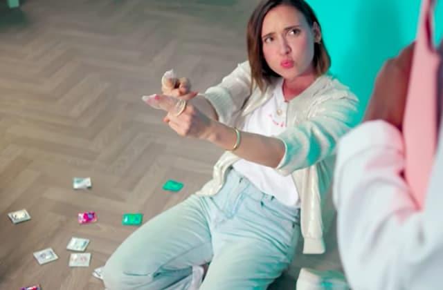 Natoo te parle contraception… même si elle n'a pas réponse à tout!