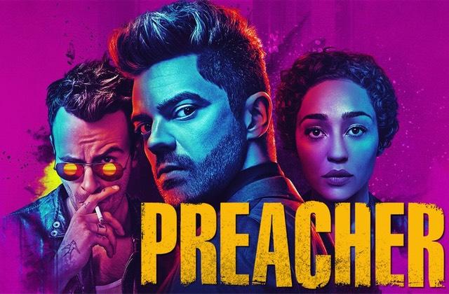 La saison3de Preacher, une des meilleures séries du moment, a démarré!