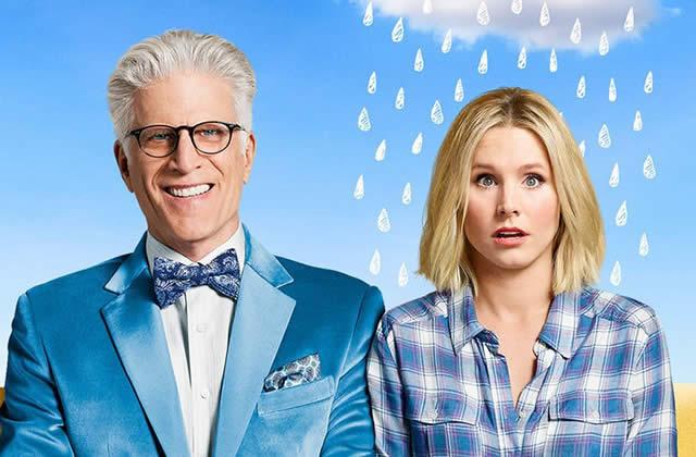 Le double premier épisode de The Good Place saison 3 est #DispoSurNetflix!