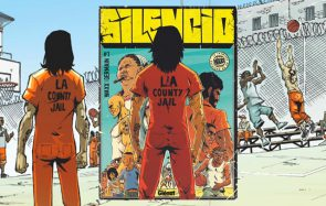 Waxx multiplie les talents et publie son premier comics,Silencio
