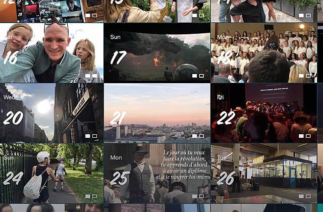 Avec 1 Second Everyday, capture une seconde par jour pour vivre pleinement ta vie