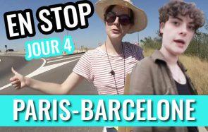 De la France à l'Espagne, on sue sévère — Les aventures en stop d'Élise et Charlie
