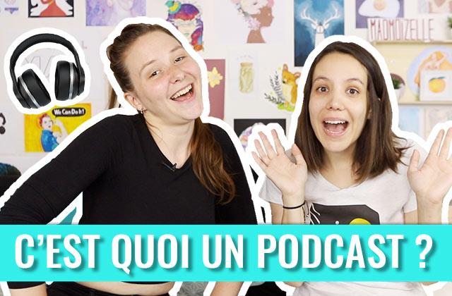 C'est quoi un podcast? Et pourquoi c'est si cool?