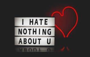 Pourquoi c'est si dur de dire « je t'aime»?