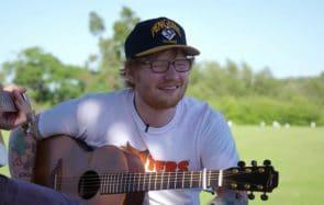 Tu veux passer quelques heures avec Ed Sheeran ? C'est possible !
