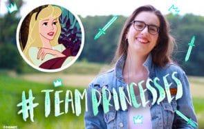 Aurore de la Belle au Bois Dormant, une princesse moderne qui inspire Héloïse !