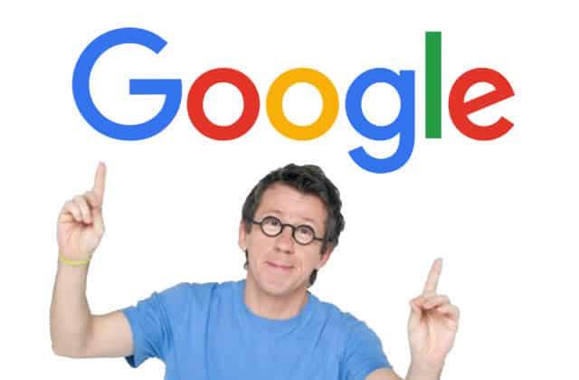 Google te parle avec la voix de Jamy et te dit «Et bien [ton prénom] c'est très simple!»