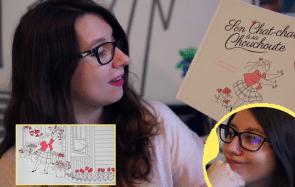 Lucie Kosmala te parle littérature jeunesse dans sa toute nouvelle chaîne YouTube