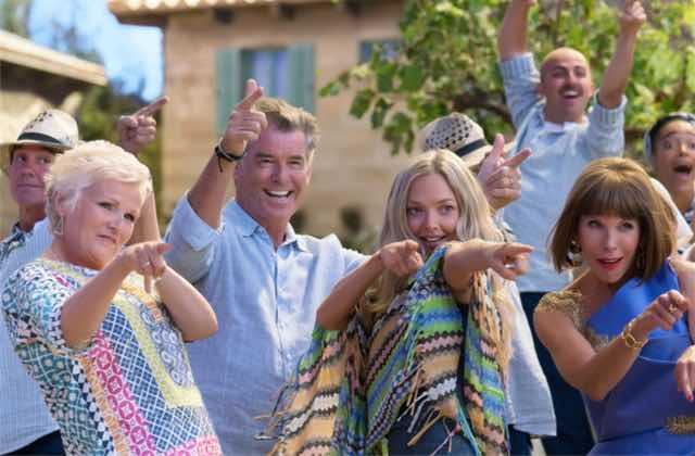 La suite de Mamma Mia! est réussie, et je t'explique pourquoi!