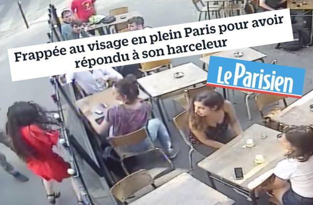 Marie Laguerre victime de cyberharcèlement, après la violence sexiste