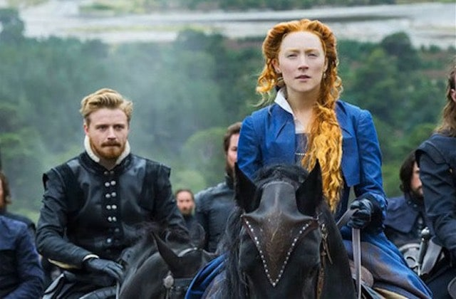 Mary Queen of Scots : Saoirse Ronan et Margot Robbie se fight pour le trône d'Angleterre