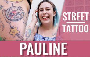 Pauline, alias Souchka, te présente ses tatouages pop et colorés