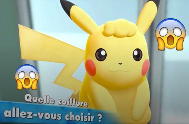 Tu peux maintenant demander la coupe de Pikachu chez le coiffeur