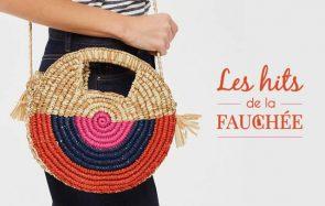 Des sacs en paille pour l'été à 20€ — Les 10 Hits de la Fauchée