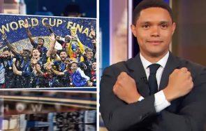 Trevor Noah s'explique sur « la victoire de l'Afrique» à la Coupe du Monde