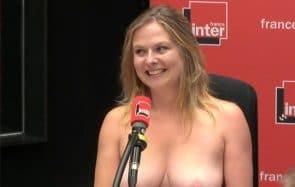 Slut-shaming et harcèlement sur le web pour Constance après sa chronique radio seins nus