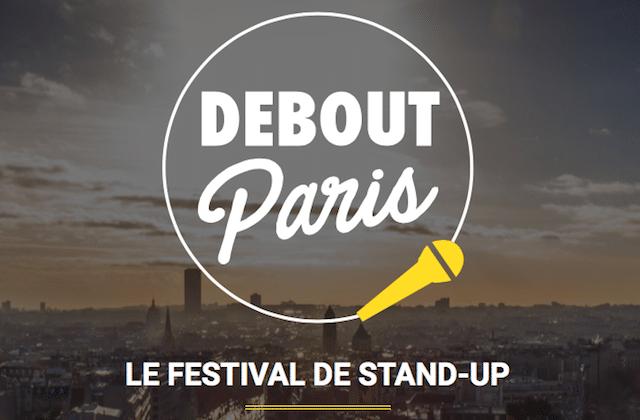Rejoins-nous au festival de stand-up Debout Paris!
