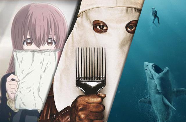 Trois films à voir cette semaine, entre militantisme et animation japonaise