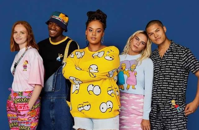 La collection spéciale Simpson x ASOS qui claque