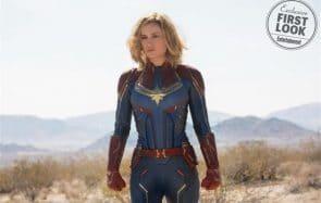 Des nouvelles de Captain Marvel, la 1ère super-héroïne Marvel à avoir son film
