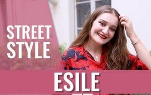 STREET STYLE — Découvre la swagance d'Esile!