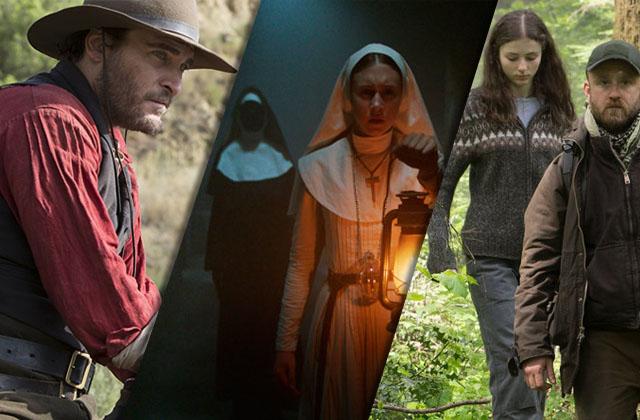 Trois films à voir cette semaine, entre nonne maléfique et complicité père/fille