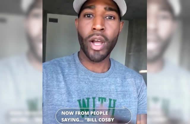 Karamo (Queer Eye) répond parfaitement aux gens qui instrumentalisent l'affaire Bill Cosby