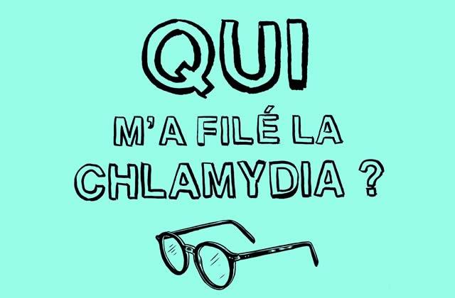 Qui m'a filé la chlamydia ? – Une enquête hilarante et instructive par Anouk Perry