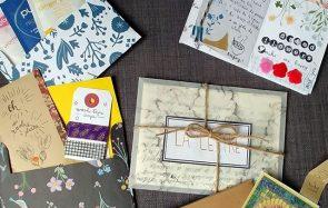 Découvre le Snail Mail, les lettres papier créatives