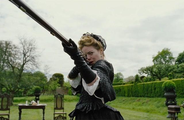La Favorite, le film en costumes d'époque avec Emma Stone et Rachel Weisz