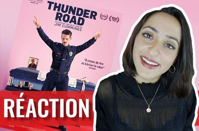 Kalindi à chaud – Thunder Road, la bombe d'émotions primée au festival de Deauville !