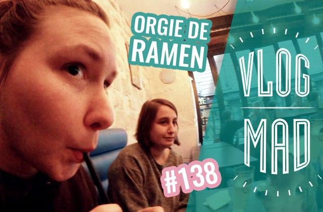 VlogMad n°138 — Louise au coin !