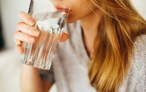 Comment boire plus d'eau?