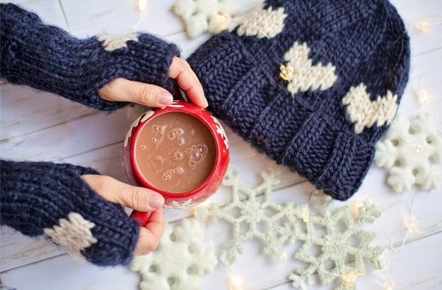 Recette du vrai chocolat chaud (avec du chocolat en tablette)