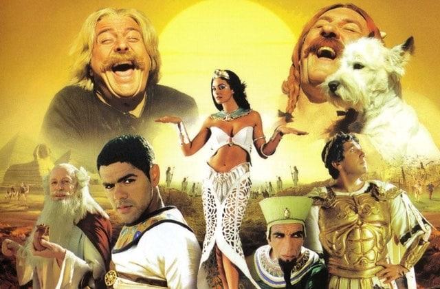 [CINEMADZ] Astérix et Obélix : Mission Cléopâtre le 5 novembre à Strasbourg !
