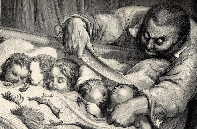 Ces contes «pour enfants» TOTALEMENT FLIPPANTS, on en parle?