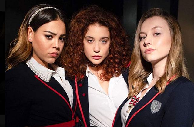 Get the look : Les filles les plus stylées de la série Élite