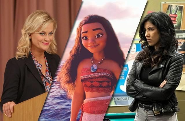 5 personnages féminins qui n'ont pas dû être violées pour devenir badass