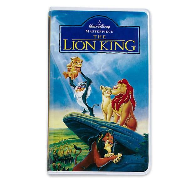 carnet le roi lion