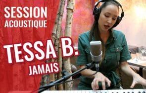 Après des featurings avec Synapson et Jabberwocky, Tessa B. se lance en solo