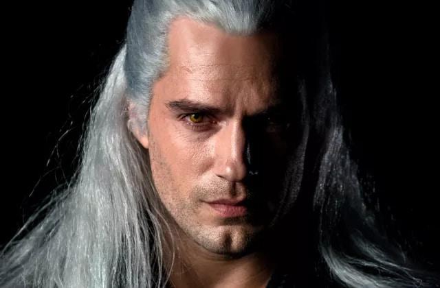 The Witcher est #DispoSurNetflix