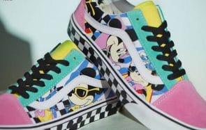 La nouvelle collection Vans x Disney arrive très bientôt!