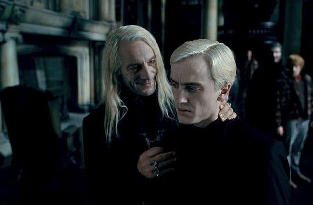 Un homme essaye d'adopter Tom Felton… et change son nom en Lucius Malefoy