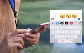 L'astuce du clavier iPhone qui va changer ta vie (enfin… tes messages) !