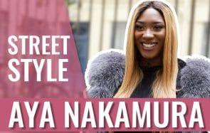 STREET STYLE — Le style d'Aya Nakamura dans la vraie vie!