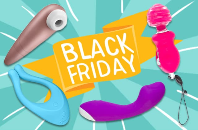 Black Friday 2018 : les bons plans sextoys qui font plaisir