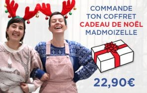 Offre-toi la box Secret Santa pour Noël (avec MAC Cosmetics) !